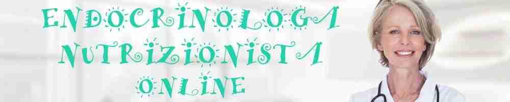 endocrinologa nutrizionista online