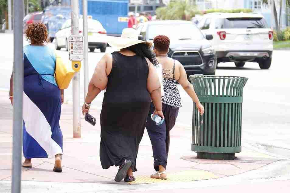 obesità sovrappeso malattie
